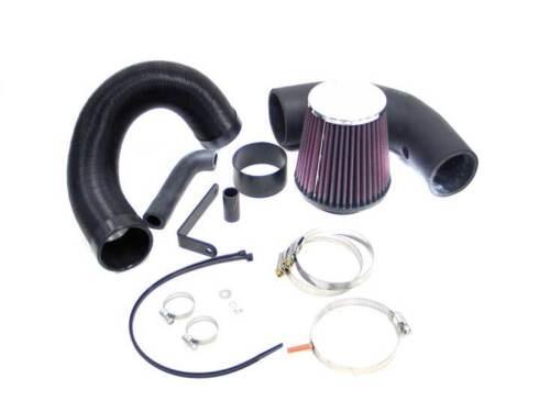 K/&N 57i induction kit pour PEUGEOT 206 1.1 /& 1.4 98-06 57-0302