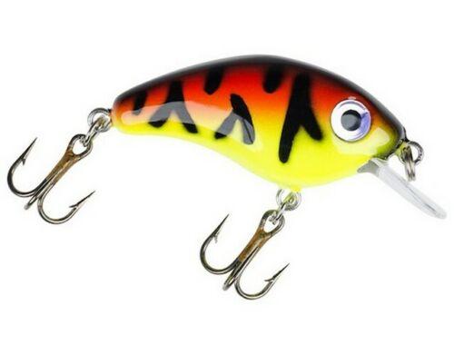 "Strike King HCBPM-430 Bitsy Minnow 1.25/"" Green Tomato 1//8oz Fishing Lure"