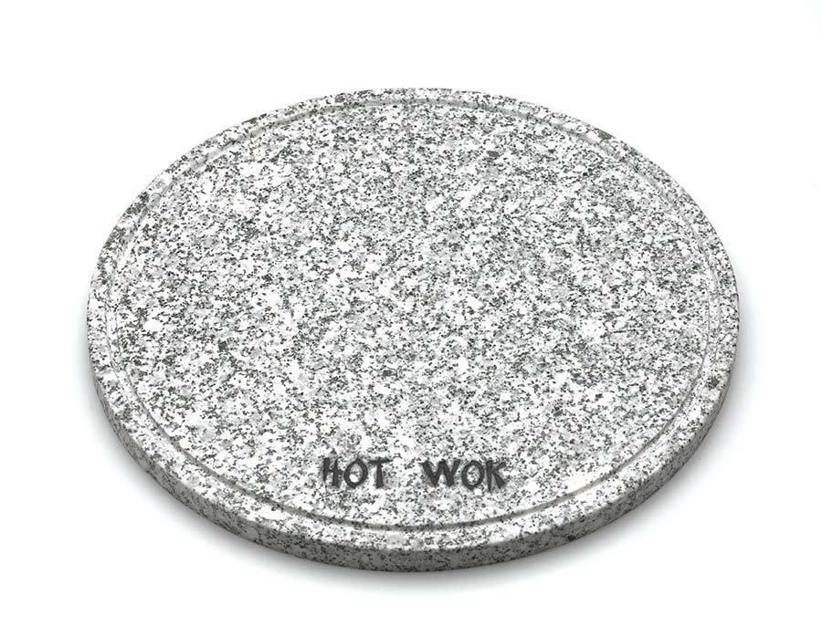 Piedra De Cocina De Granito Piedra Caliente Piedra Pizza De Piedra Para Hornear caliente Wok piedra granítica