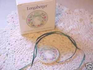 Longaberger 1998 Easter Tie On