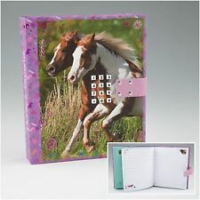 Horses Dreams Secret Code Diary with Horse Sounds  when Opened