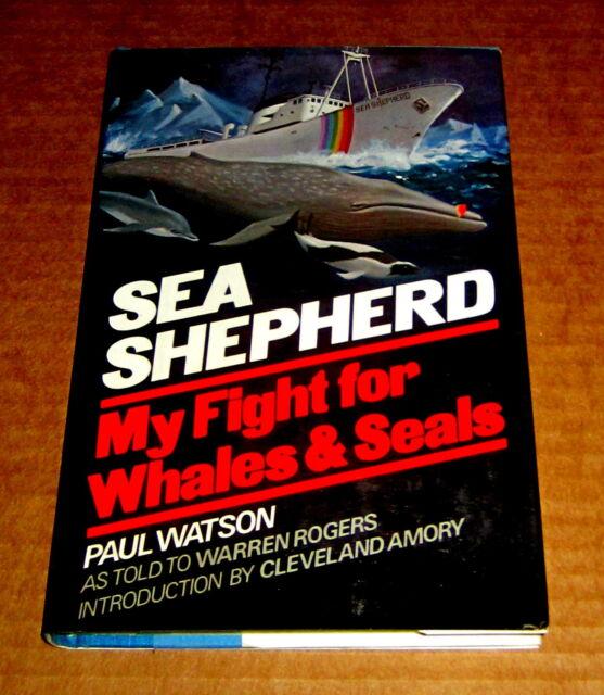 PAUL WATSON SEA SHEPHERD SHIP WHALES SEALS WHALING WARS Greenpeace Environment