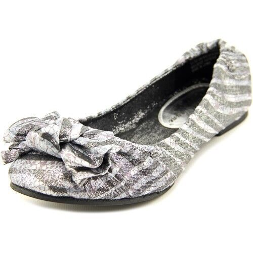 New Girl/'s Toddler/'s Sarah Jayne Cindy Shoes Style 01124091 Pewter rt