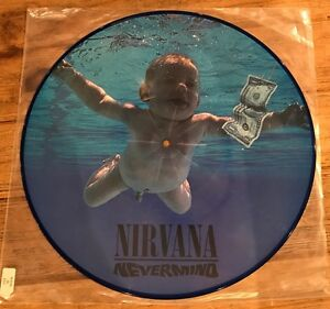 Details about Very Rare Picture Vinyl - Nirvana - Nevermind - Limited  Edition
