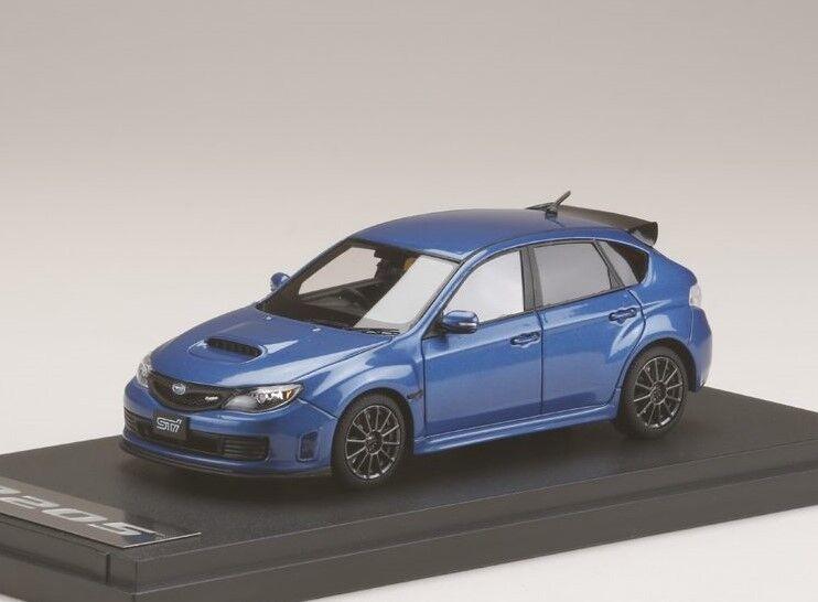 Mark 43 PM4370RBL 1 43 Subaru Impreza R205 WR Azul Mica modelo coches