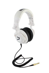 7even-Headphone-white-black-Dj-Hifi-Sport-Kopfhoerer-dreh-klappbar