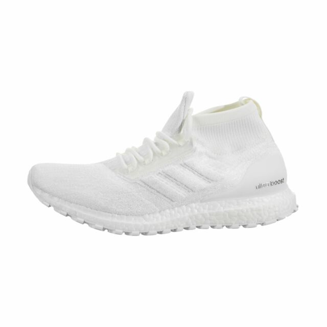 adidas Ultraboost All Terrain Mens Size 10 ATR White Climate Proof BB6131