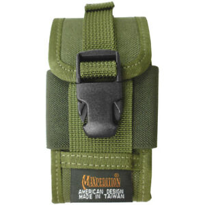 Maxpedition-Pda-Belt-Clip-Jacht-Holster-Android-Iphone-Army-Molle-Holder-Green