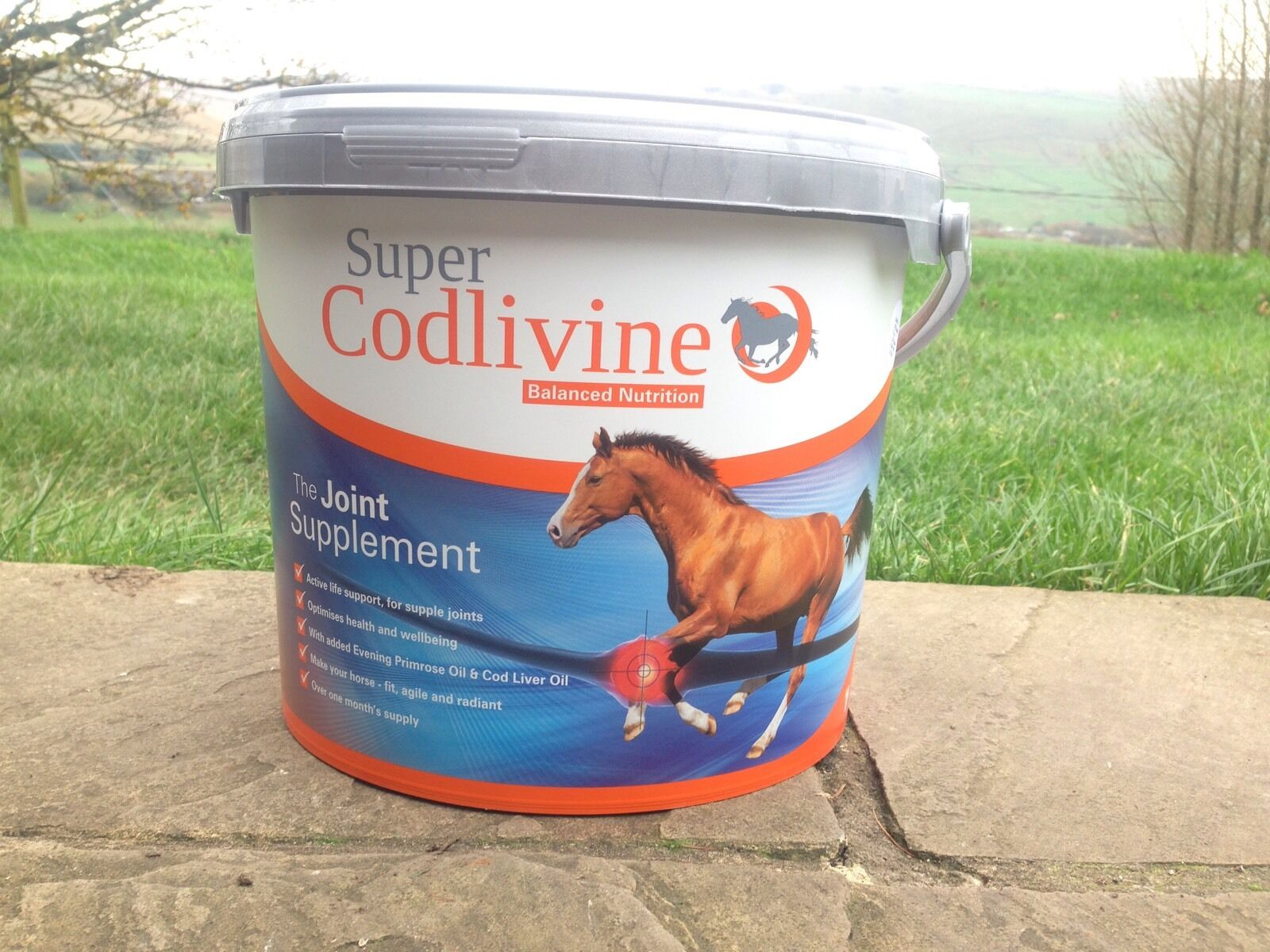 SUPER CODLIVINE THE JOINT SUPPLEMENT 2.5Kg  Horse Pony