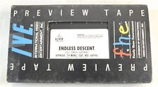 Endless Descent VHS Movie Promo Screener Copy Jack Scalia
