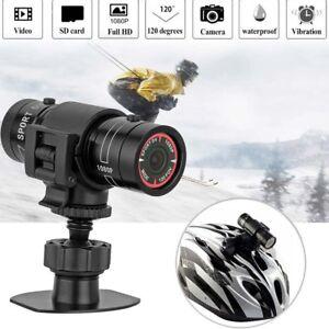 1080P Action DVR Sports Camera Bike Motorcycle Helmet Video Recorder Waterproof