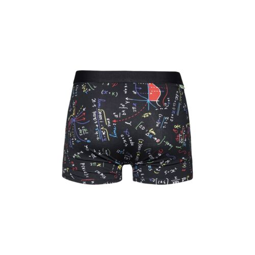 Good Mood Mens Mathematics Adult Equation Fitted Trunks