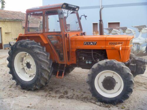 Fiat 1000 Super /& 1000dt Super Tractor piezas Manual