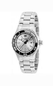 Steal-Technomarine-TM-215060-Sea-Manta-Swiss-Quartz-Stainless-Steel-Watch