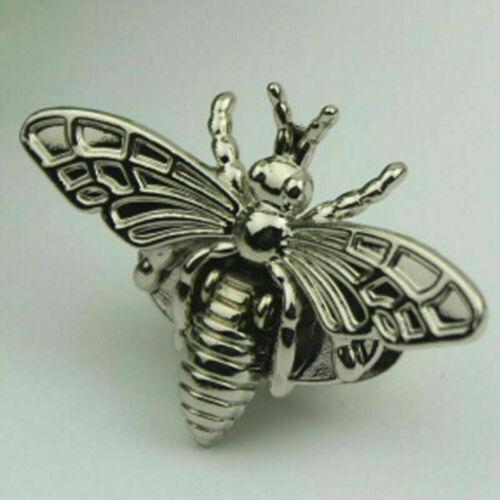 Drehverschluss Steckschloss Mappenschloss Bienenform Taschenverschluss