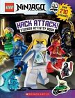 Lego Ninjago: Hack Attack! Sticker Activity Book by Scholastic Inc. (Paperback / softback, 2014)