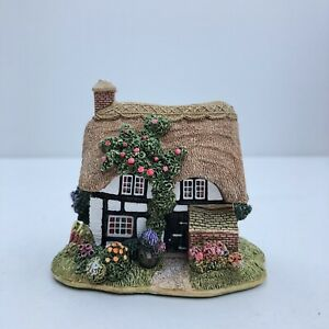Lilliput-Lane-The-Poppies-L2058-The-British-Collection-Boxed-With-Deeds
