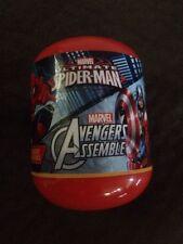 Marvel Avengers Spider-Man Blind Pack Capsules w/ Mini Figure Zuru Cake Topper