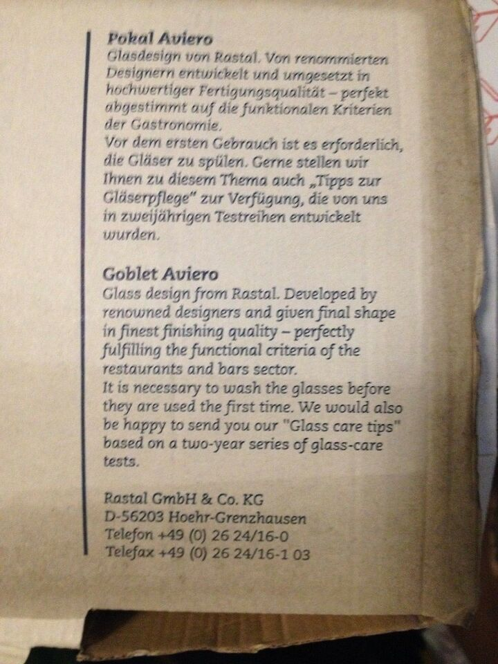 Andre samleobjekter, Carlsberg glas