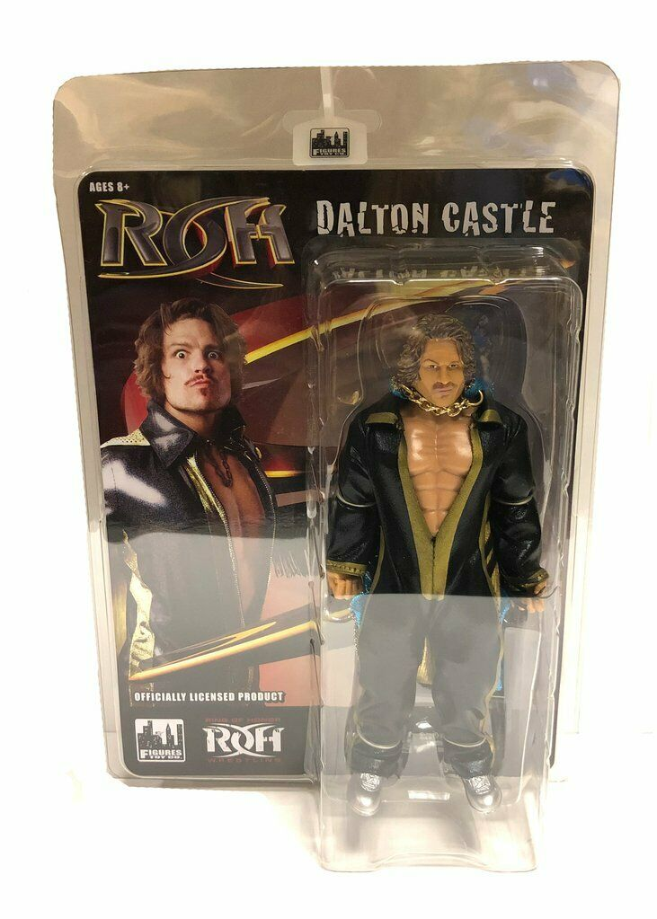 Official ROH - Ring Of Honor Series 3   Dalton Castle Action Figure