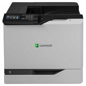 Lexmark CS827de Colour A4 Printer, CS827, Low Count Under 53K, No CYAN WARRANTY!