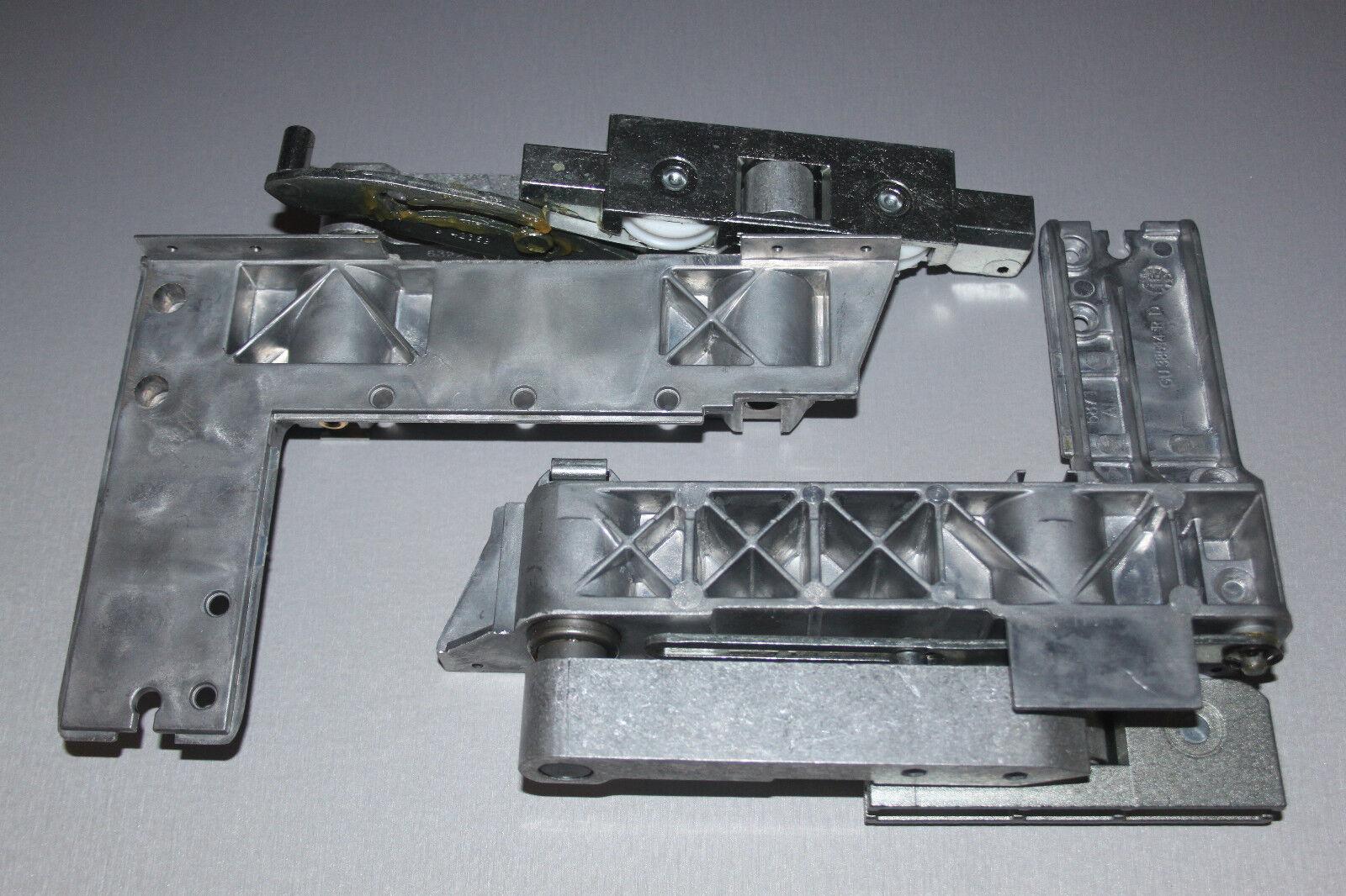 PSK/GU  Laufschuh, Laufwagen  Art.Nr.38514-R D + 38514 L D 150kg Ausführung