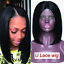 New-Virgin-Indian-Remy-Human-Hair-Bob-Lace-Front-Wig-Full-Lace-Pre-Plucked-Black thumbnail 18