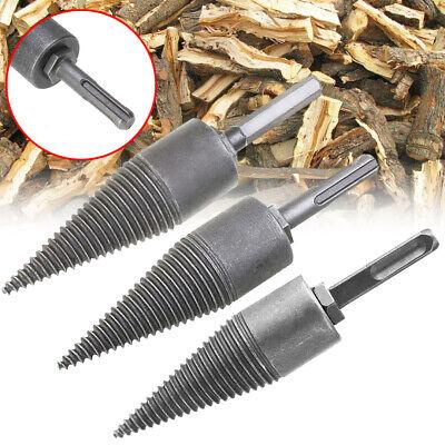 Speedy Steel Firewood Drill Bit Wood Log Splitter Screw Spli