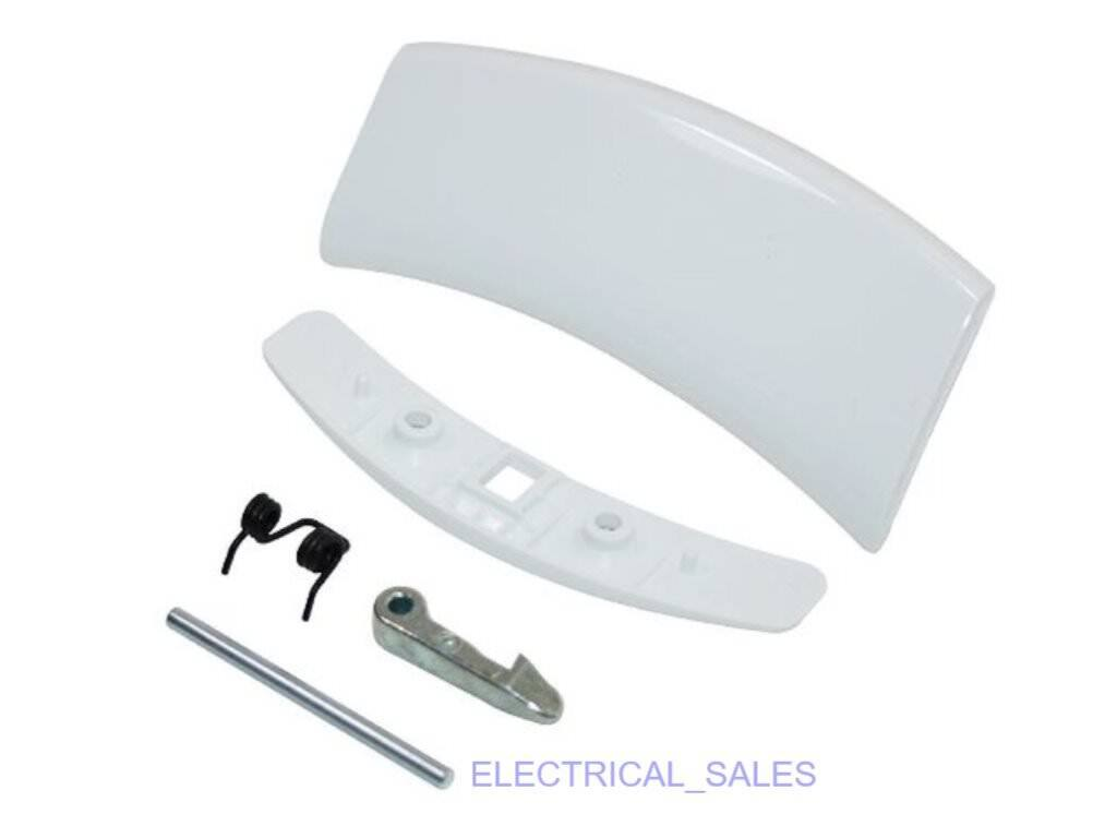 Electrolux Aeg Zanussi Washing Machine White Door Handle