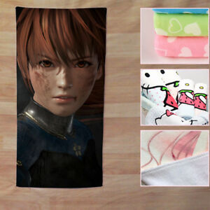 NEW Game Honoka Dead or Alive Towel Microfiber Bath Shower Facecloth
