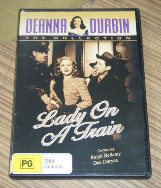 Pre-Owned DVD - Deanna Durbin Collection: Lady On A Train [A11]