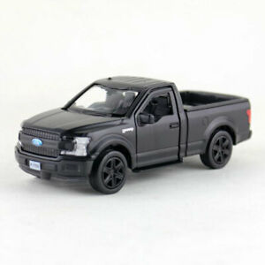 Ford F-150 Pick-up Truck 1:36 Model Car Diecast Gift Toy Vehicle Kid Matte Black