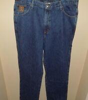 Men's Cinch Jeans Bronze Label Slim Fit Size 42 X 34