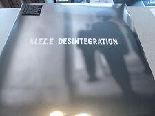 KLEZ.E - Desintegration - LP Vinyl //// Neu & OVP