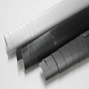 Auto pellicola in alluminio spazzolato trama 3D no bolle effetto reale wrapping
