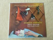 R.Strauss - Domestic Symphony - Chicago - F.Reiner RCA VICTOR  (0834)