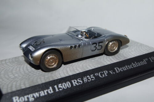 Borgward 1500 RS #35 GP Deutschland 1:43  PremiumClassixxss neu /& OVP 18131