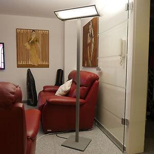 Zumtobel-Lanos-4-55W-TC-L-Stehleuchte-Stehlampe-Lampe-UVP-1-800EUR