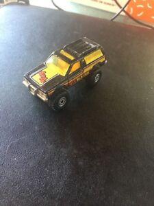 Nylint Fire Chief Chevy Blazer Toy Stickers NY-112