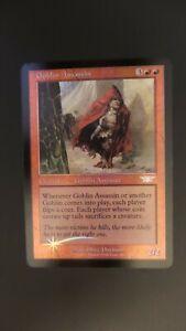 Goblin Assassin Legions Light Play LP MTG Magic the Gathering