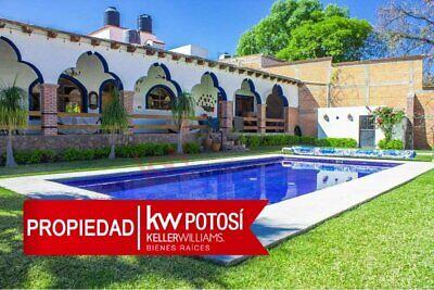 Casa en Venta Santa María del Río San Luis Potosí S.L.P. $6,750,000°° 6.7mdp
