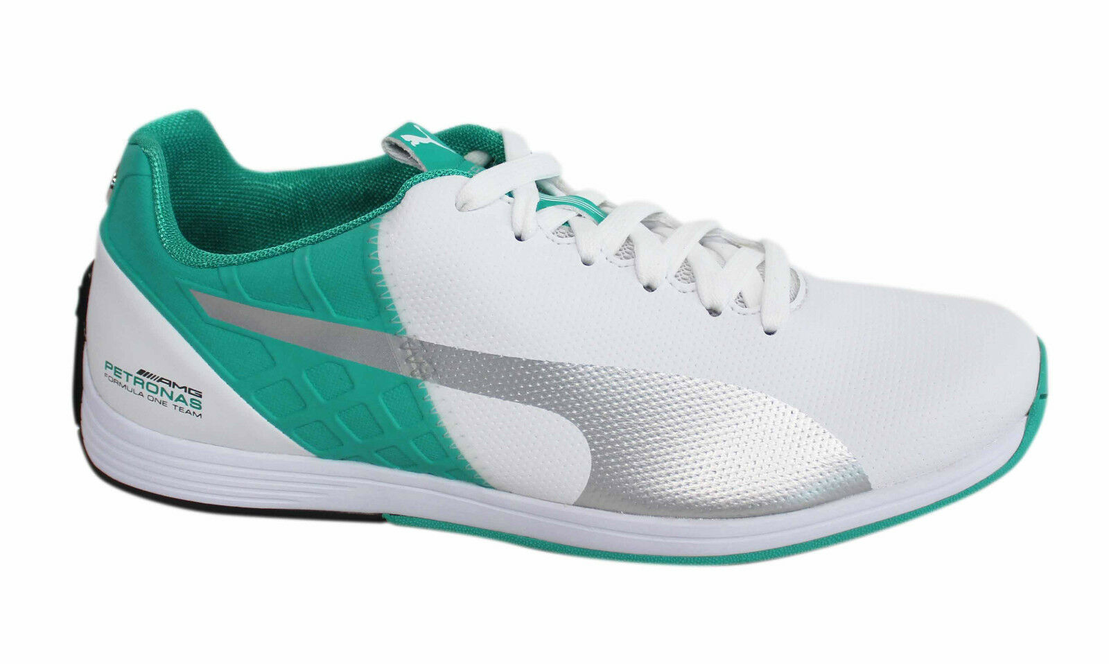 Puma MAMGP Mercedes AMG Petronus evo SPEED Lace Up Mens Trainers 305492 02 M2
