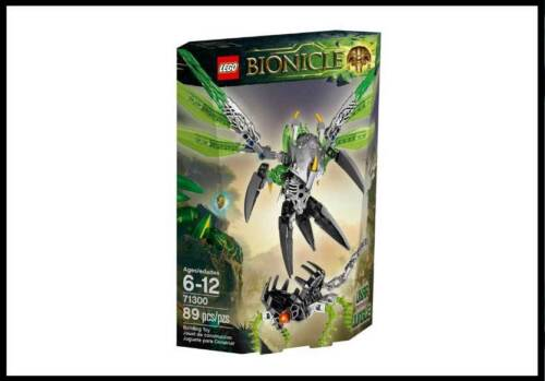 LEGO Bionicle 71300 Uxar Creature of Jungle Mixed by Lego Korea New Genuine