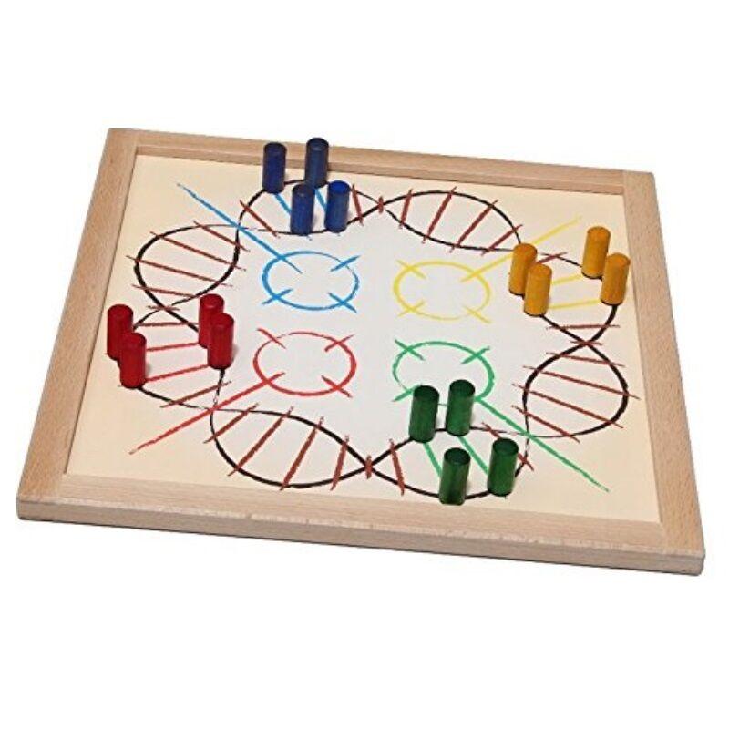 Ties magnétique jeux vis-a-vis 50 x 50 cm 5011