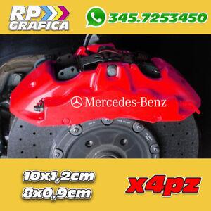 KIT-4-ADESIVI-MERCEDES-BENZ-sticker-PINZE-FRENO-CLASSE-A-B-C-CLA-E