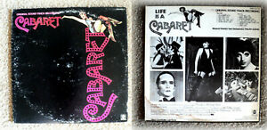 Cabaret-Original-Soundtrack-Vinyl-LP-Album-Record-MCA-Records-ABCD-752