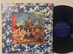Rolling Stones Their Satanic Majesties Request EX ORIG Lenticular Cover KILLER