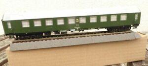 Sachsenmodelle-14013-H0-Salonwagen-DDR-Regierung-Teil-4-DR-Epoche-4-ohne-Figuren