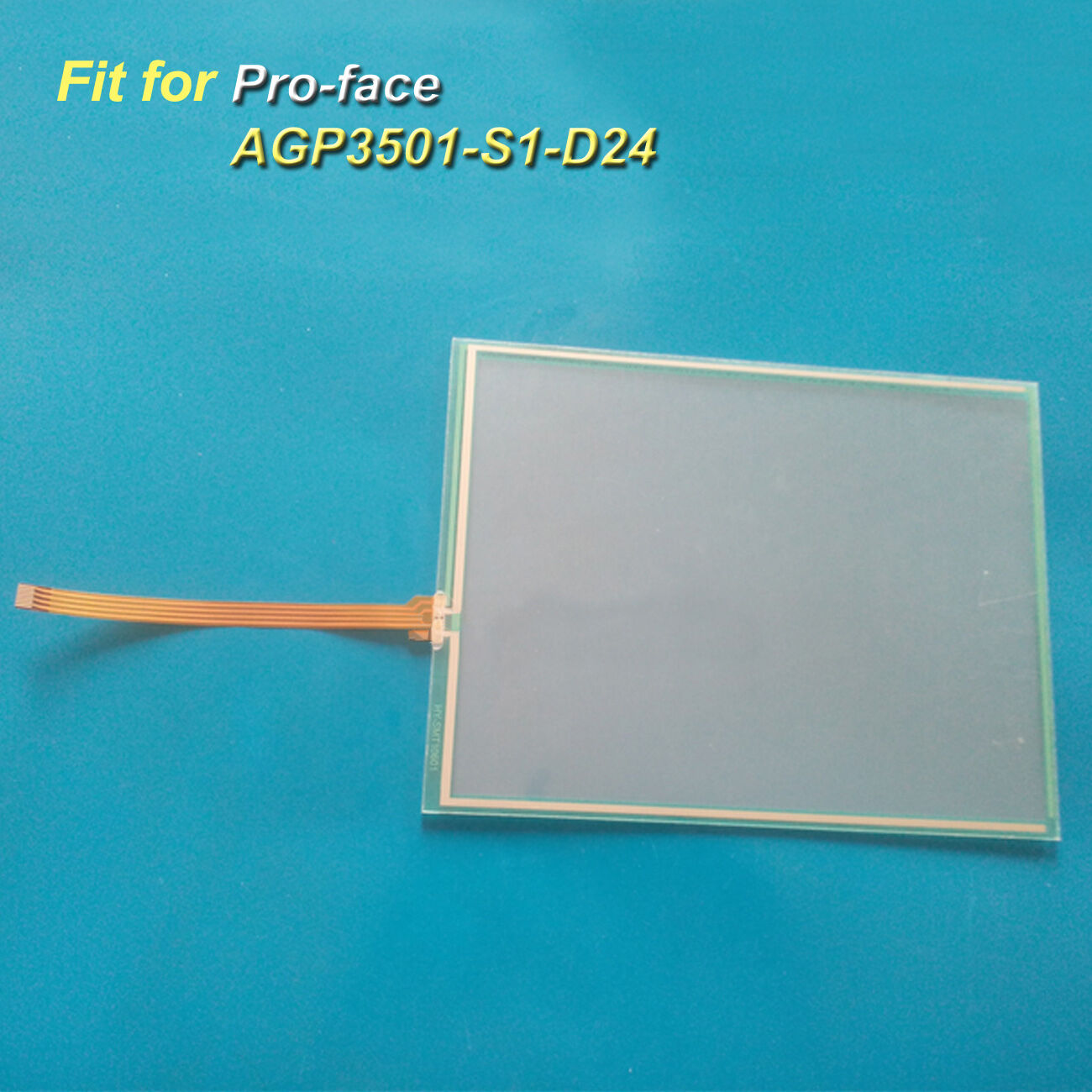 New For Pro-face AGP3501-S1-D24 Touch Screen Glass