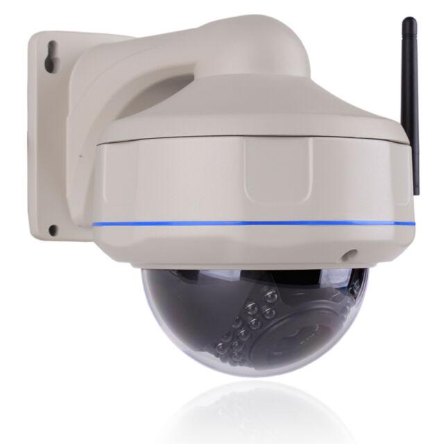 ANRAN 1080P Sony Sensor Wireless IP Network Camera HD IR Outdoor Wide-angle IP66